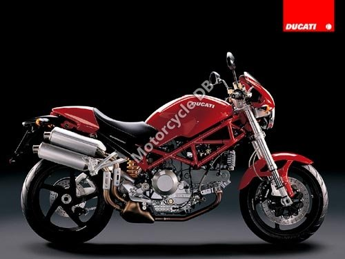 Ducati Monster S2R 1000 2008 2479 Thumb