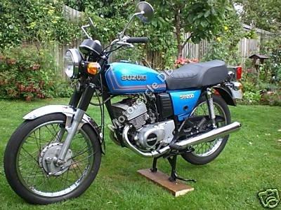 Suzuki SB 200 1981 8463