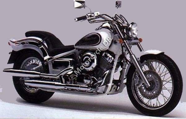 Yamaha XVS 400 DragStar 2001 7679