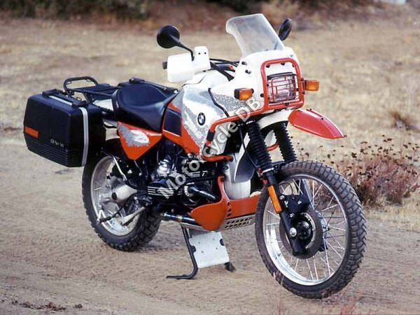 BMW R 100 GS Paris-Dakar 1992 9733 Thumb
