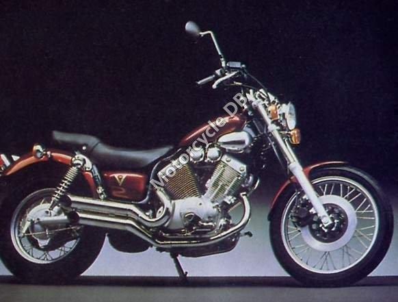 Yamaha XV 535 Virago 1988 13326
