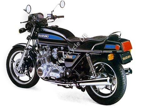 Suzuki SR 370 1981 17457