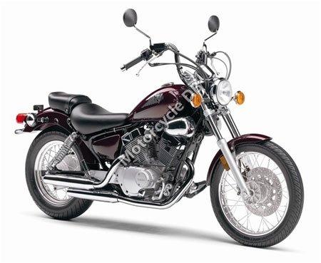 Yamaha Virago 250 2007 2206