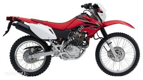 Honda CRF230L 2011 6523
