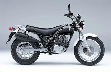Suzuki VanVan 125 2006 5189