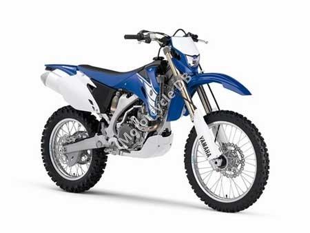 Yamaha WR 450 F 2007 2249