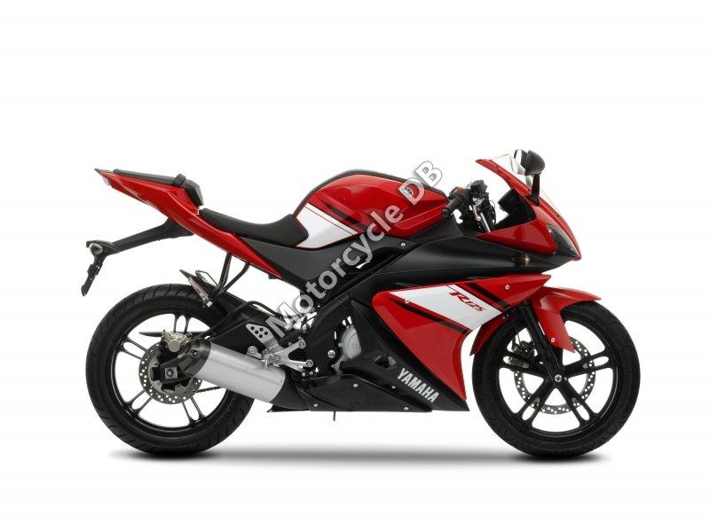 Yamaha YZF-R 125 2009 25546