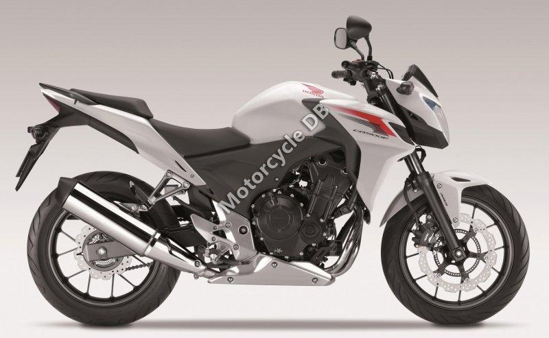 Honda CB500F 2018 29545