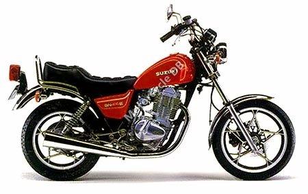 Suzuki GN 400 L 1981 6888