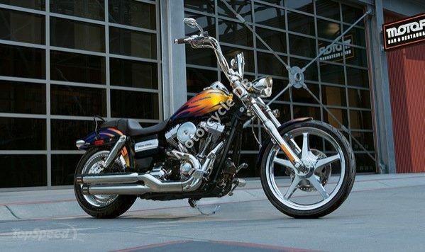 Harley-Davidson Dyna Wide Glide 2014 23424