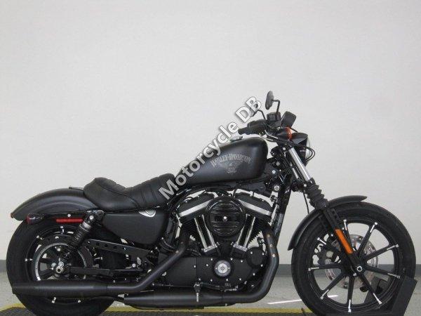 Harley-Davidson Sportster Iron 883 Dark Custom 2018 24481