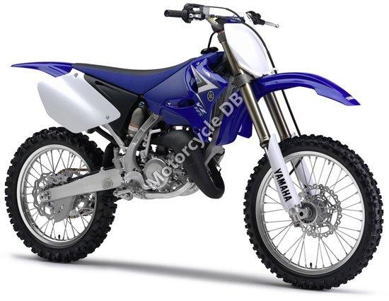 Yamaha YZ125 2010 4538