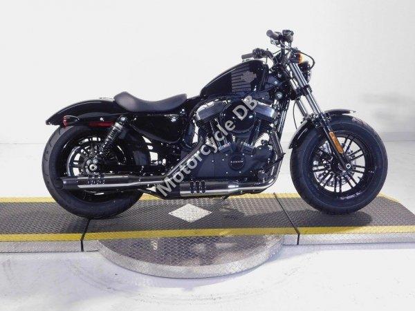 Harley-Davidson Sportster Forty-Eight Dark Custom 2018 24483