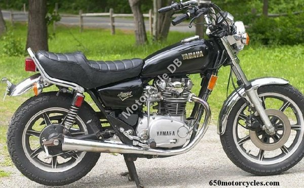 Yamaha XS 650 Special 1981 10082