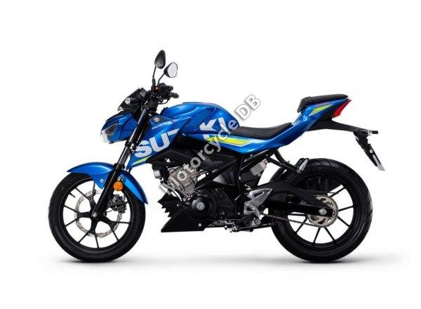 Suzuki GSX-S125 GP 2018 24107