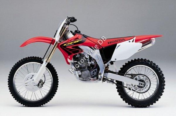 Honda CRF 450 R 2002 13165