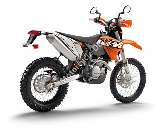KTM 450 EXC 2011 6260