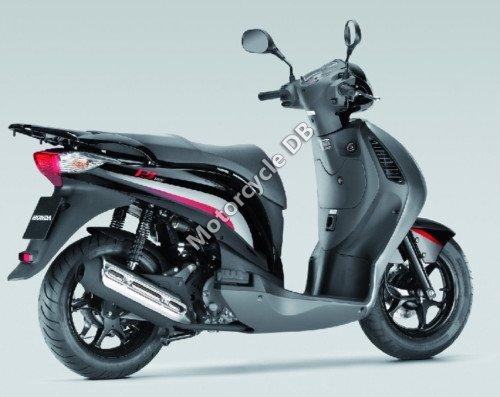 Honda PS125i 2011 8854
