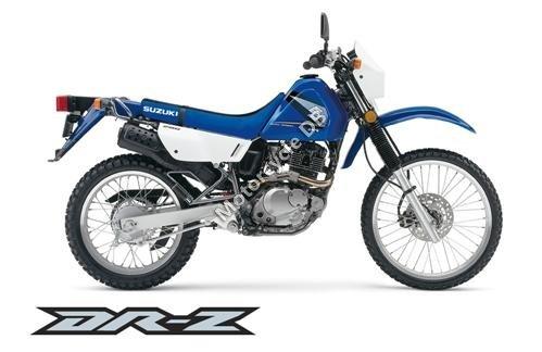 Suzuki DR 200 SE 2005 5827