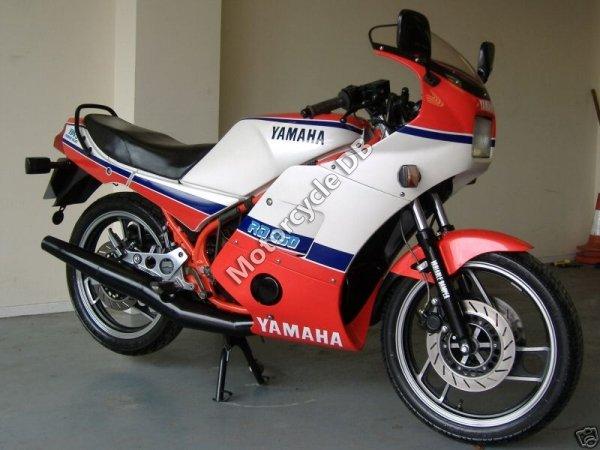 Yamaha RD 350 F 1985 12960