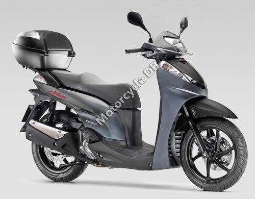 Honda SH300i 2010 16308