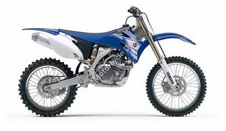 Yamaha YZ 450 F 2007 2257