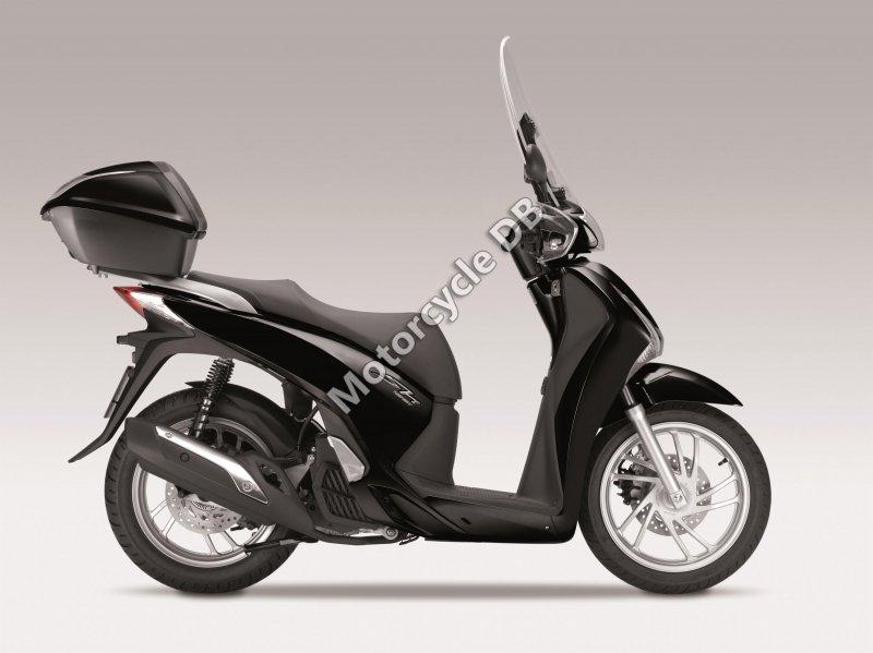 Honda SH125i 2013 30363