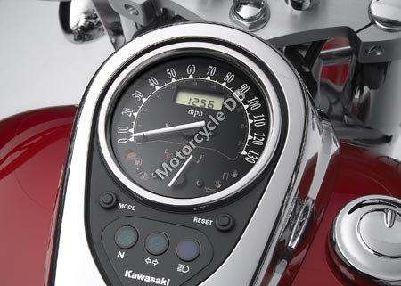 Kawasaki Vulcan 900 Classic LT 2007 1952