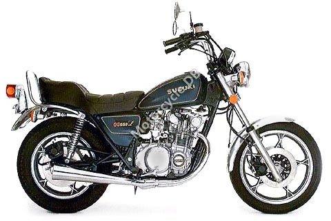 Suzuki GS 550 L 1980 7022