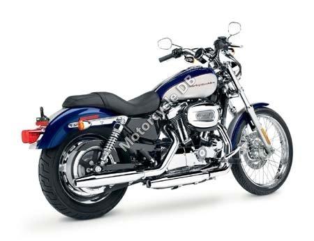 Harley-Davidson XL 1200C Sportster 1200 Custom 2006 5071