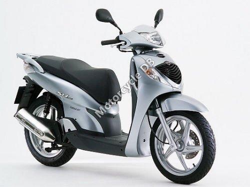 Honda SH 125 2002 12394