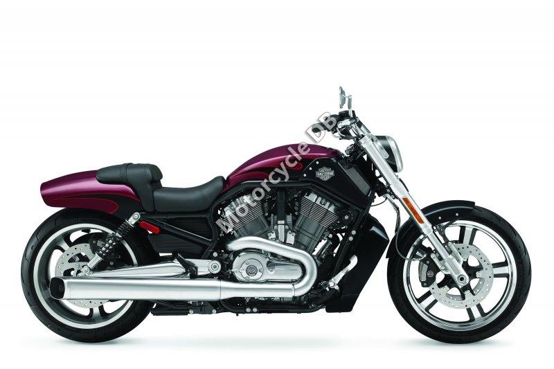 Harley-Davidson V-Rod Muscle 2016 31113