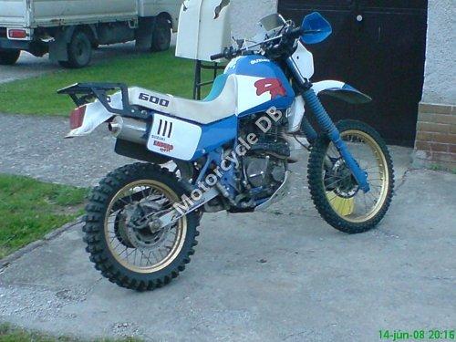 Suzuki DR 600 R Dakar 1989 10562