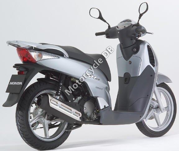 Honda SH125i 2007 17472