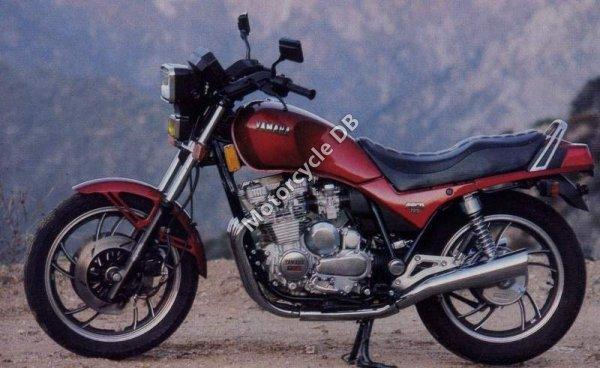 Yamaha XJ 750 Seca 1981 4010
