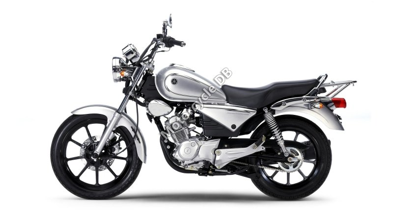 Yamaha YBR125 Custom 2008 25896
