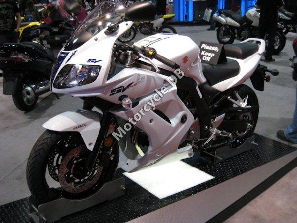 Suzuki SV650 2010 14823