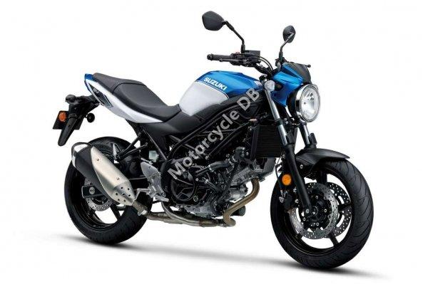 Suzuki SV650 2018 24081