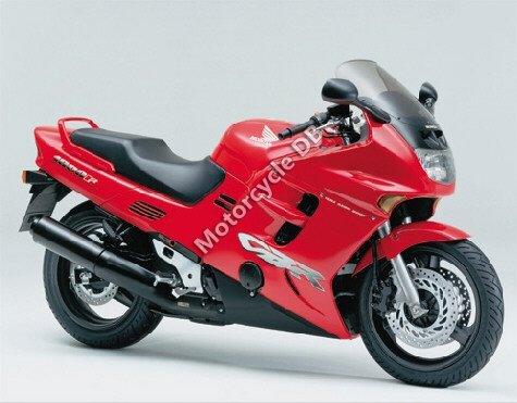 Honda CBR 1000 F 1998 12089