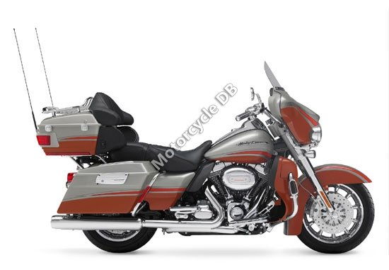 Harley-Davidson FLHTCUSE4 CVO Ultra Classic Electra Glide 2009 3172