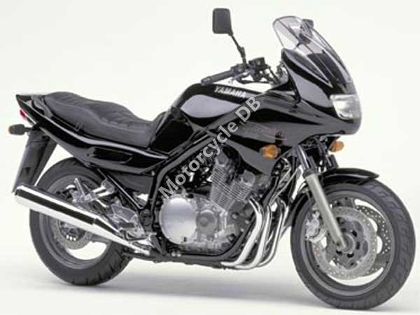 Yamaha XJ 900 S Diversion 2003 9006