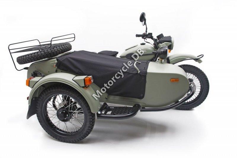 Ural Ranger Frog 2014 24796
