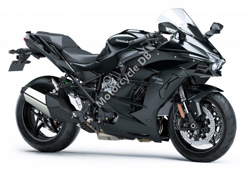 Kawasaki Ninja H2 SX 2018 29126