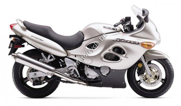 Suzuki GSX 750 F Katana 2001 5989