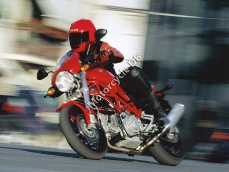 Ducati Monster 620 2006 5110
