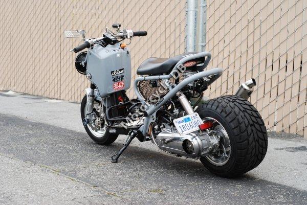 Honda Zoomer 2002 12630