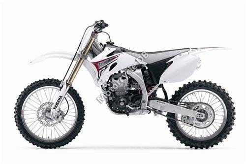 Yamaha YZ450F 2008 3014