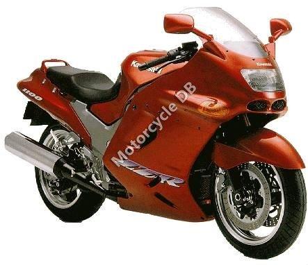 Kawasaki ZZR 1100 2000 11032