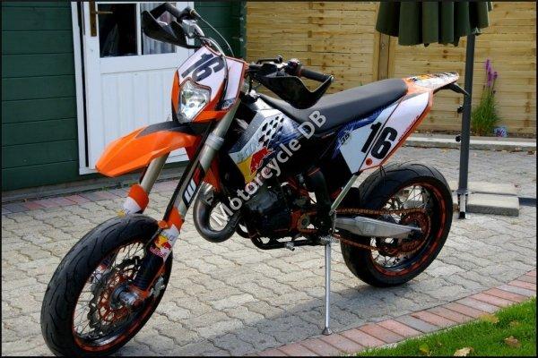 KTM 125 EXC 2010 13733