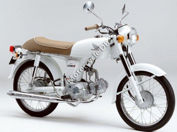 Honda Benly 50 S 2006 11157